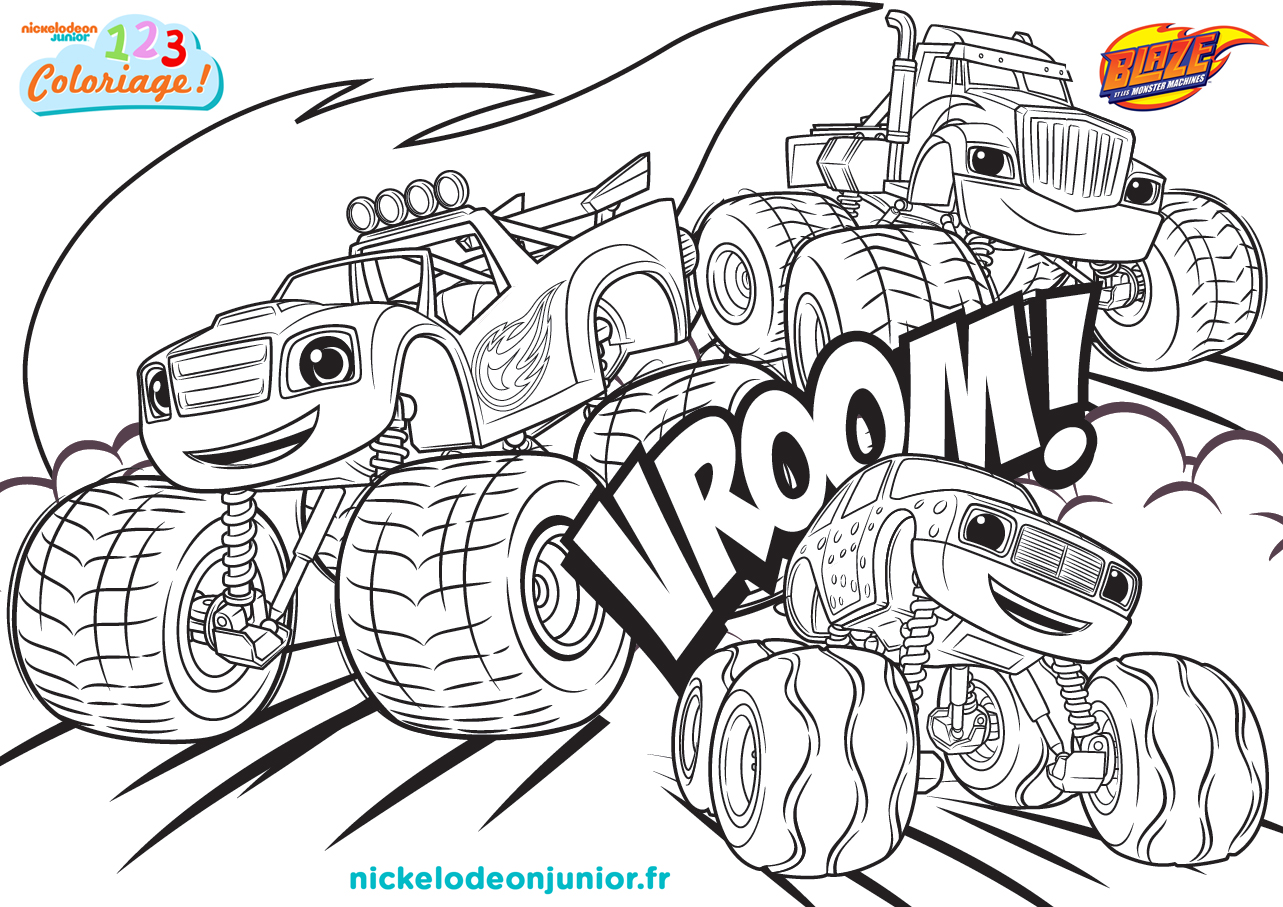 Blaze and the monster machines coloring pages coloring pages for Blaze and the monster machine coloring pages