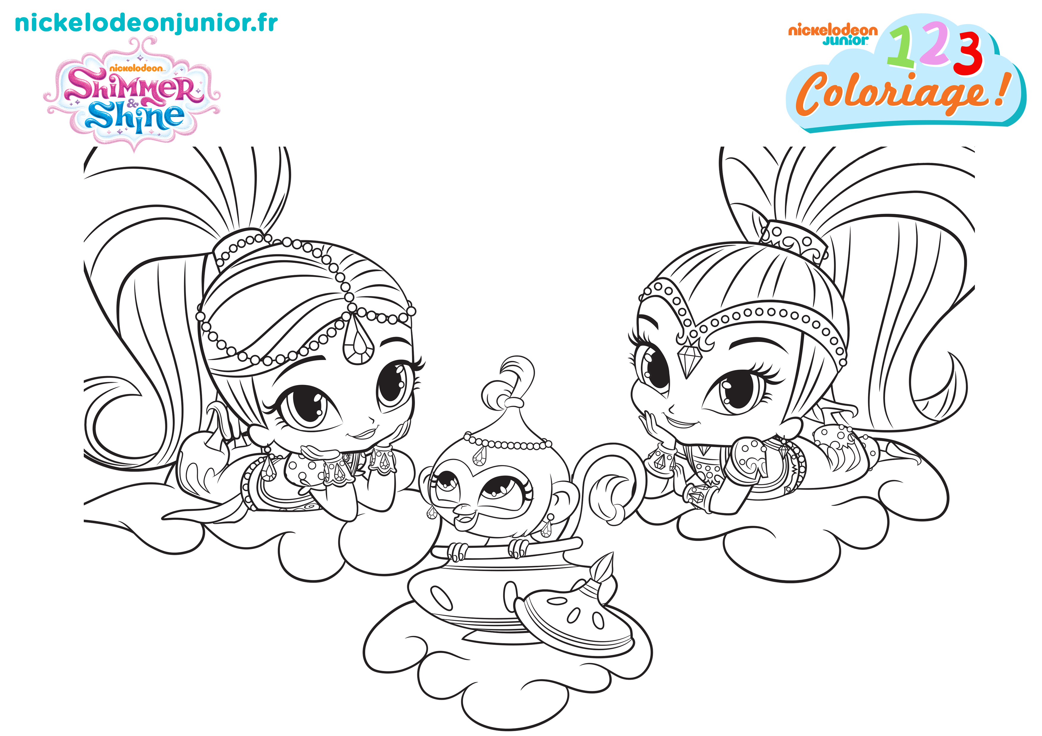 Zack and quack related keywords zack and quack long tail - 123 coloriage ...